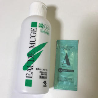 アクネスラボ(Acnes Labo)のオードムーゲ アクネスラボ ニキビケア セット(化粧水 / ローション)