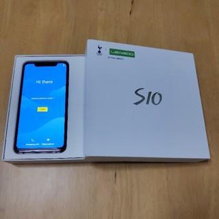 Leagoo S10 パープル&ブルー SIMフリー(スマートフォン本体)