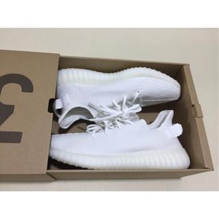 adidas - 27.5CM YEEZY BOOST 350 V2 CREAM WHITE