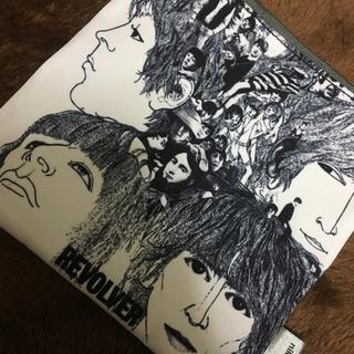 ニコアンド(niko and...)のビートルズ レコード ポーチ(ミュージシャン)