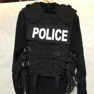 POLICE SWAT 戦闘服&ベスト(戦闘服)