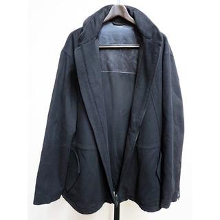 ジョルジオアルマーニ(Giorgio Armani)の値下げ!! ジョルジオアルマーニのハーフコート 黒ラベルです サイズはLL(その他)