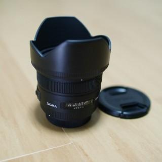 シグマ(SIGMA)のsigma 50mm f1.4 ex dg SA シグマ用(レンズ(単焦点))