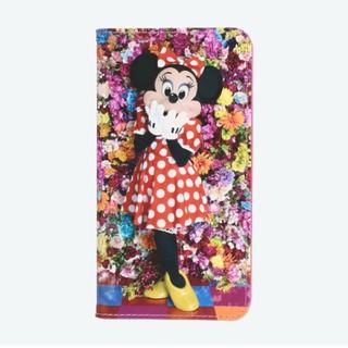 Disney - スマホケース イマジニングザマジック 蜷川実花 ミニーマウス ディズニーランド