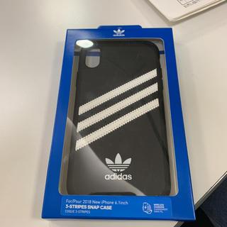 アディダス(adidas)のadidas アディダス iPhoneケース(iPhoneケース)
