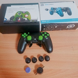 PlayStation4 - scuf infinity 4ps