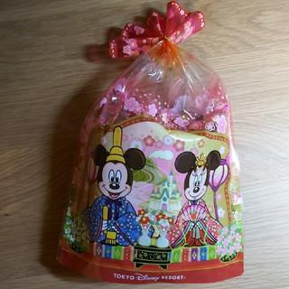 ディズニー(Disney)のディズニー あられ 袋 ひな祭り(菓子/デザート)