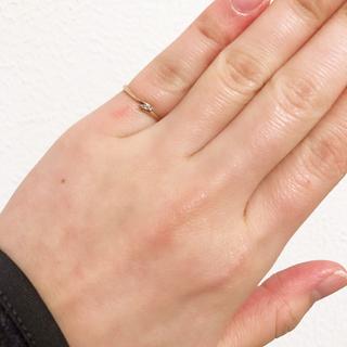 サマンサティアラ(Samantha Tiara)のSamansa Tiara ピンキーリング(リング(指輪))