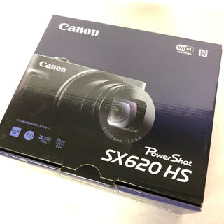 キヤノン(Canon)のキャノン Canon PowerShot SX620 HS [レッド](コンパクトデジタルカメラ)