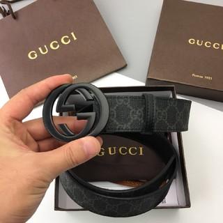 グッチ(Gucci)の美品★ グッチ GUCCI ベルト メンズ01(ベルト)
