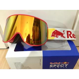 ☆美品レア☆ Red Bull レッドブル ゴーグル スキー スノーボード