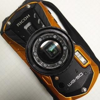 RICOH - リコー WG-50 デジタルカメラ
