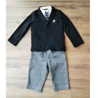 サンカンシオン(3can4on)の入園式 男児 フォーマル服(ドレス/フォーマル)