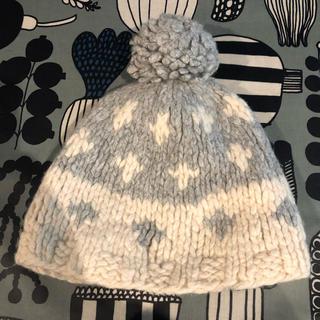 イリアンローヴ(iliann loeb)のイリアンローヴ♡ニット帽(ニット帽/ビーニー)