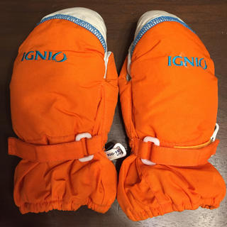 イグニス(IGNIS)のキッズ  スノーグローブ(手袋)
