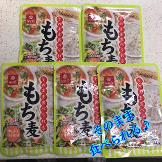コストコ(コストコ)のはくばく そのまま食べられる もち麦・5袋✨(米/穀物)