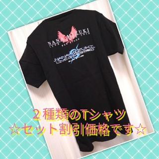 黒✕青【Tシャツセット】水樹奈々(Tシャツ)