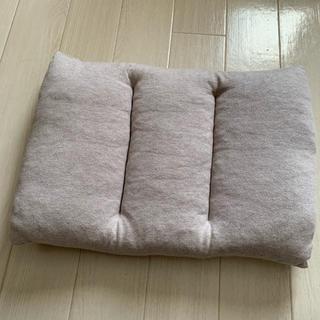 ムジルシリョウヒン(MUJI (無印良品))の無印 低反発 背当てクッション 足枕(クッション)