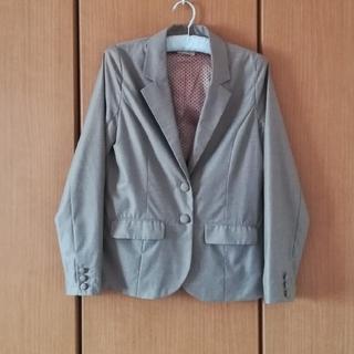 シマムラ(しまむら)のベージュのテーラードジャケット(テーラードジャケット)