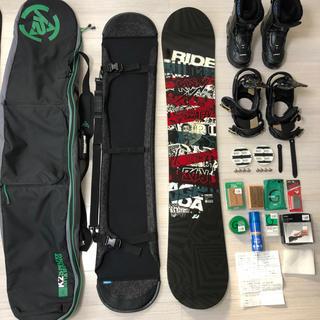RIDE - スノーボードセット