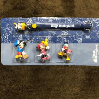 ディズニー携帯ストラップ