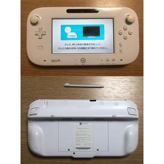 ウィーユー(Wii U)のみかん様専用 任天堂 WiiU ゲームパッドのみ(その他)