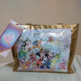 ディズニー(Disney)のTDR 35周年 グランドフィナーレ アーモンドチョコレート付き バック(菓子/デザート)