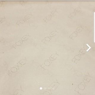 フォクシー(FOXEY)のフォクシーロゴ入りの保存袋11枚 中サイズ(マチつき)(ショップ袋)