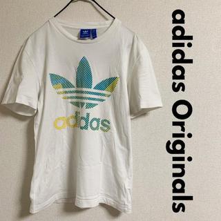 アディダス(adidas)のadidas originals ビッグロゴTシャツ(Tシャツ/カットソー(半袖/袖なし))