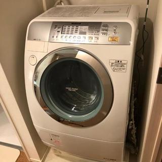 【超美品】完動品です!ドラム型洗濯機引き取り限定!!(洗濯機)