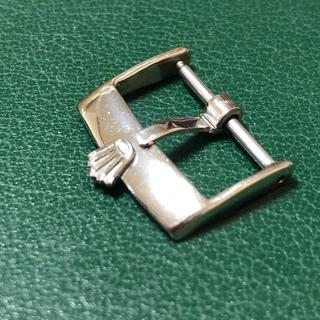 ロレックス(ROLEX)のロレックス用 交換部品 ROLEX 尾錠 18mm シルバー(レザーベルト)