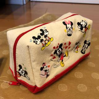 ディズニー(Disney)のディズニー  ミッキーポーチ  新品(ポーチ)
