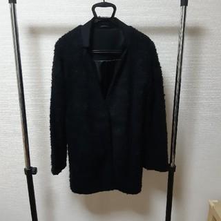 ジーユー(GU)のコート(ロングコート)