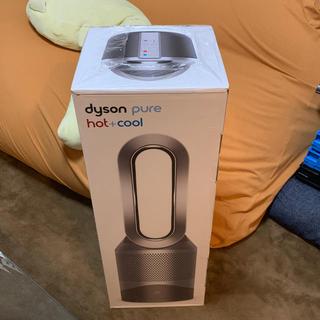 ダイソン(Dyson)の【新品未開封】dyson pure hot+cool HP00IS(ファンヒーター)