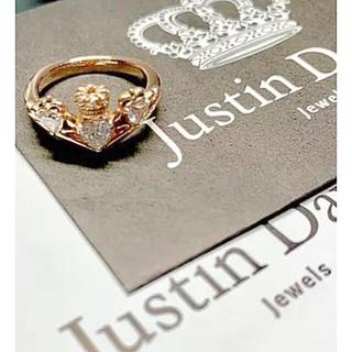 ジャスティンデイビス(Justin Davis)のJustin Davis✩.*Princess♥Heart✩.*プリンセスリング(リング(指輪))
