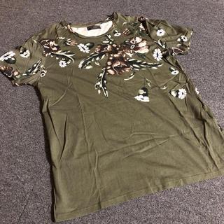 ザラ(ZARA)のメンズ トップス(Tシャツ/カットソー(半袖/袖なし))