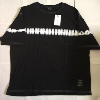 フォーサーティ(430)の430 / FOURTHIRTY サイズM Tシャツ 黒 新品(Tシャツ/カットソー(半袖/袖なし))