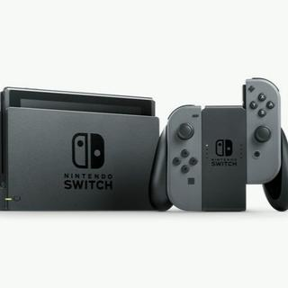 Nintendo Switch - 【新品】任天堂 Nintendo Switch グレー