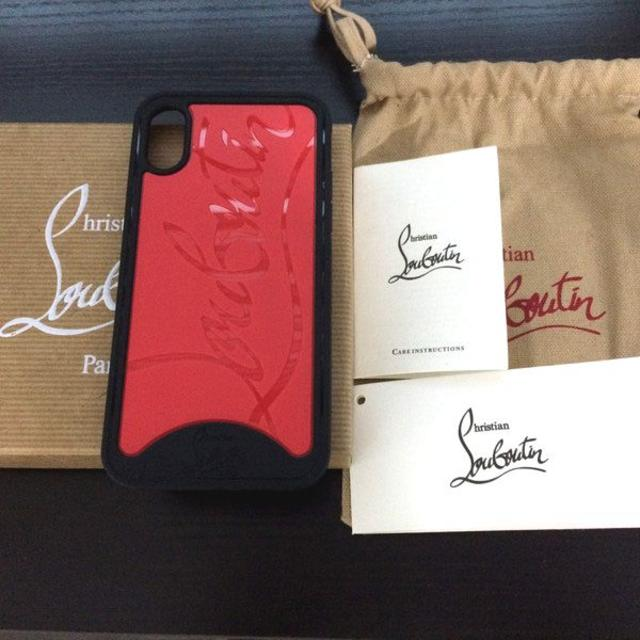 Iphonexs ケース 人気 - Christian Louboutin - 桜桃様専用の通販 by 烏龍茶's shop|クリスチャンルブタンならラクマ