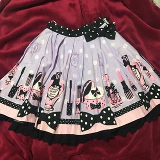 アンジェリックプリティー(Angelic Pretty)の本日までに支払い価格♡Fantasic Dolly スカート(ひざ丈スカート)
