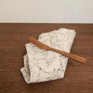 MUJI (無印良品) - 新品★ 作家さんによる繊細なバターナイフ
