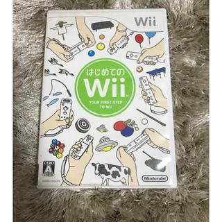 ウィー(Wii)のWii ソフト(家庭用ゲームソフト)