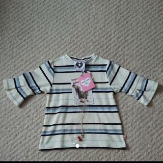 しまむら - 新品*リブTシャツ