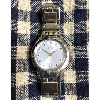 アルバ(ALBA)の【稼働品】SEIKO ALBA レディース クォーツ腕時計(腕時計)