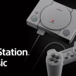 プレイステーション(PlayStation)のプレーステーションクラシック  新品未開封(家庭用ゲーム本体)