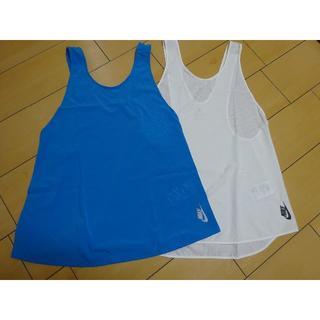 ナイキ(NIKE)のナイキタンクトップ(現行品)2枚組(Tシャツ(半袖/袖なし))