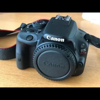 Canon EOS kiss x7 ボディ + ダブルズームレンズキット
