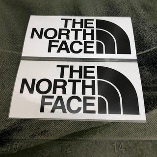 THE NORTH FACE - ノースフェイス ステッカー 正規品 2枚