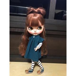 グリーンワンピ(人形)