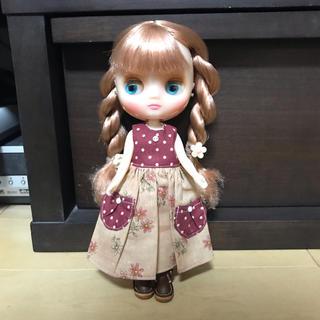 共用 ポッケワンピ(人形)